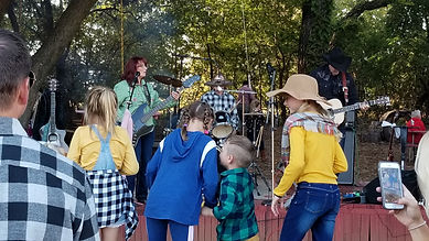 Katie Ballew Band at Parkhurst Pumpkin Patch