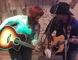Katie and Kelly Duo at Hollywood Corners
