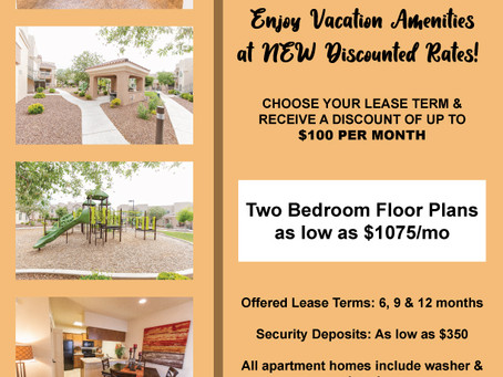 Move-In Specials