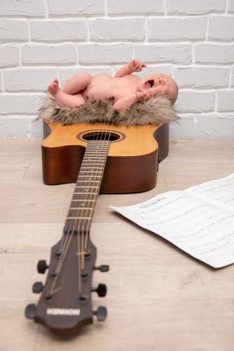 newborn rock