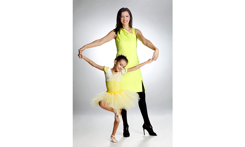 Фотосесия за мама и мен