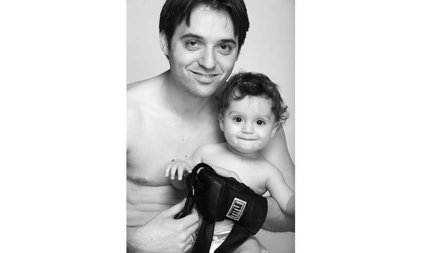 Малкия боксьор
