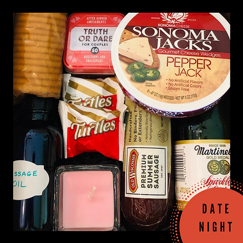 Date Night Gift Package // Gift Box