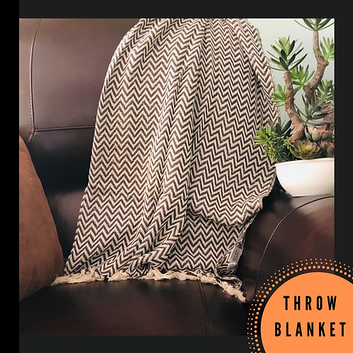 Cozy Throw Blanket