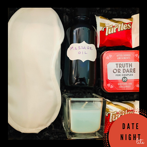 Date Night Lite Gift Package // Gift Box