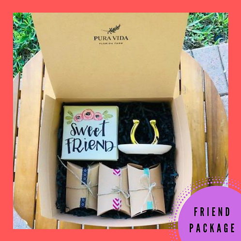 Friend Jewelry Gift Package // Thinking of You, Thank You, Love You, Congrats