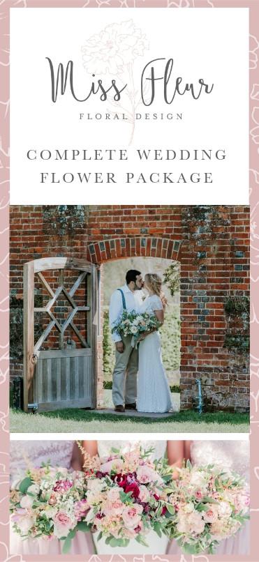 Complete Wedding Flower Package