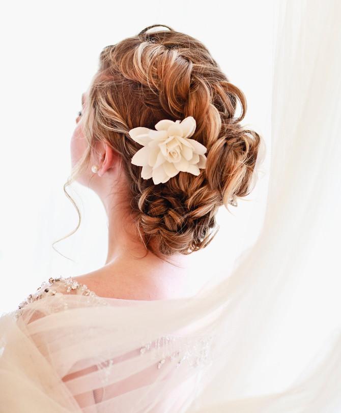 Bridal Updos (Part II)