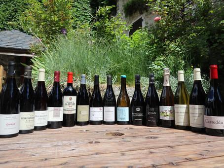 Nouveautés viticoles !