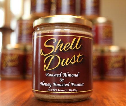 Roasted Almond & Honey Roasted Peanut Butter