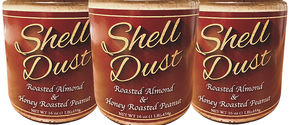 3 - Pack Roasted Almond & Honey Roasted