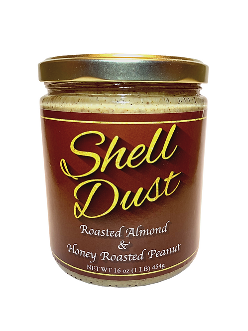 Roasted Almond & Honey Roasted Peanut Butter