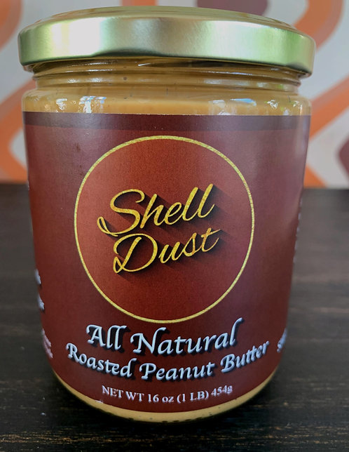 Natural Roasted Peanut Butter