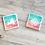 Thumbnail: Custom Buffalove Coaster Favors - set of 25