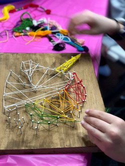 String Art pARTy