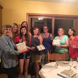 Trivet and Baking Dish Party