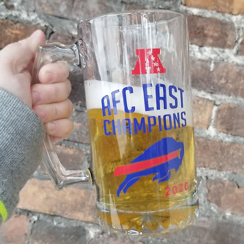 AFC East Champ Mugs