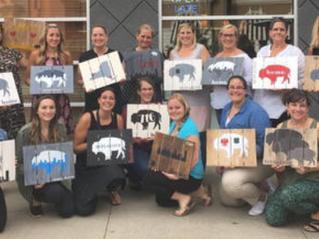 Bachelorette Ideas for Buffalo Babes