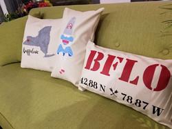 DIY Throw Pillow