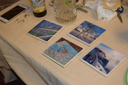 Glass Etch & Coaster Party