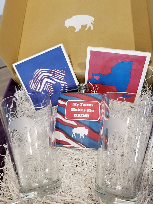 Sunday Football Gift Box