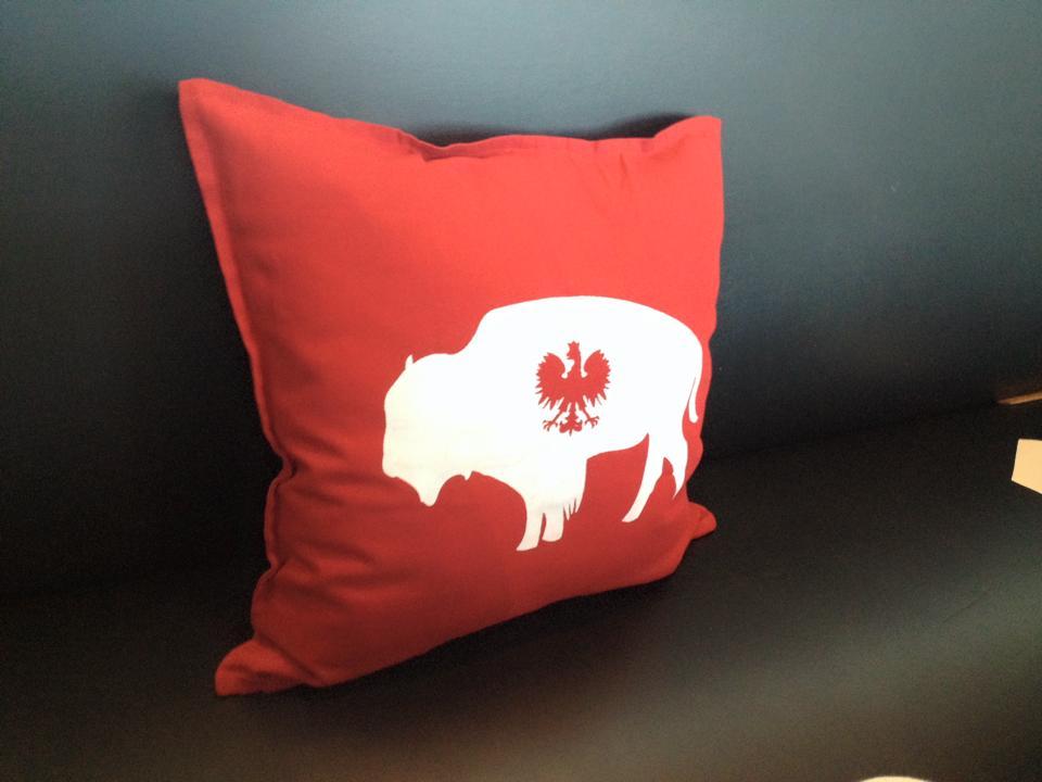 Dyngus Day Pillow