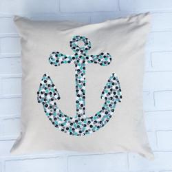 DIY Confetti Pillow