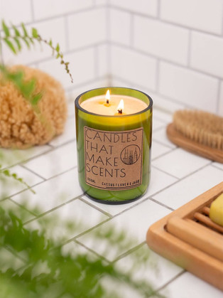 Client . Candles That Make Scents