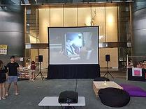 Rental-of-Projectors-Outdoor-Movie-Scree