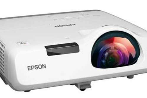 Short Throw Projector For Rent