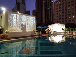 Rental-of-10000-Lumens-Projector-For-Wedding-Events