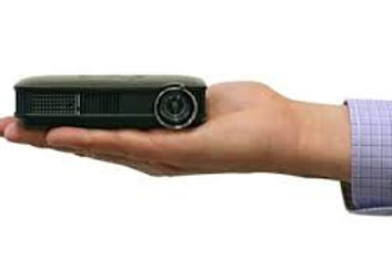 Battery Operated (Mini) Projector For Rent