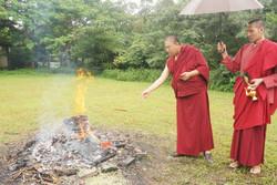 金剛薩埵火供