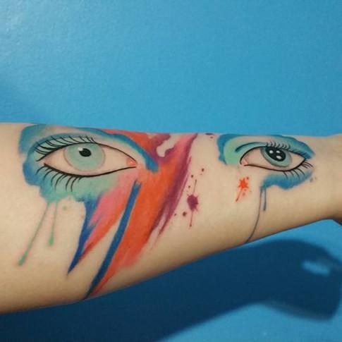 Tatouage par Maxime Leclerc