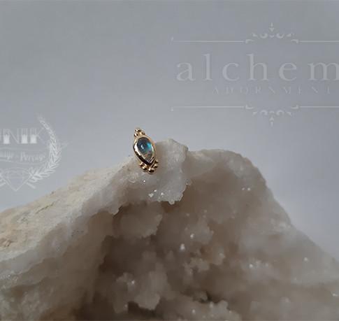 Bijoux de chez Alchemy adornment