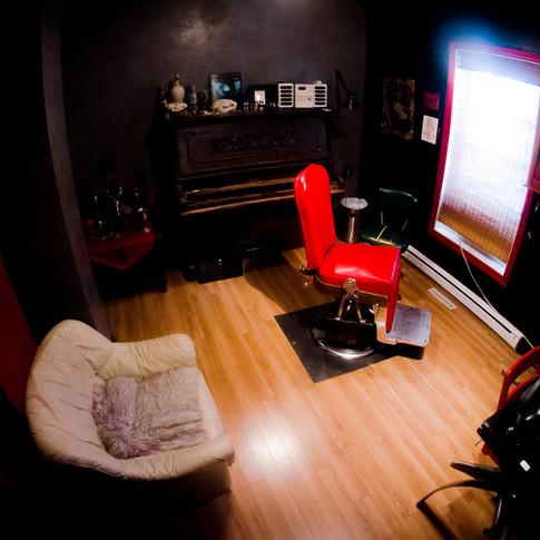 Salle de tatouage de Pascal Trépanier Unik Perçage Tatouage