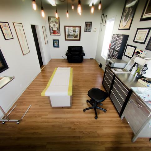 La salle de perçage Unik Perçage Tatouage