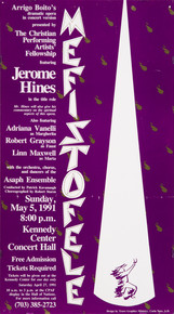 Kennedy Center 1991