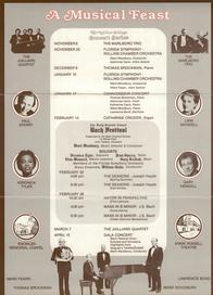 Bach Fest 1982