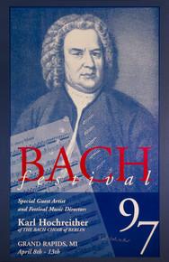 Bach Festival 1997