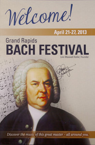 Bach Festival 2013
