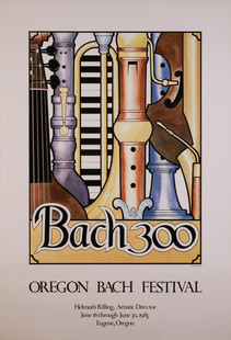 Oregon Bach Festival 1985