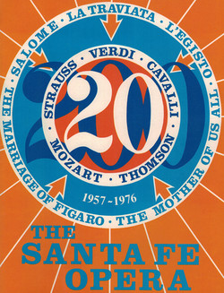 Santa Fe Opera 1976