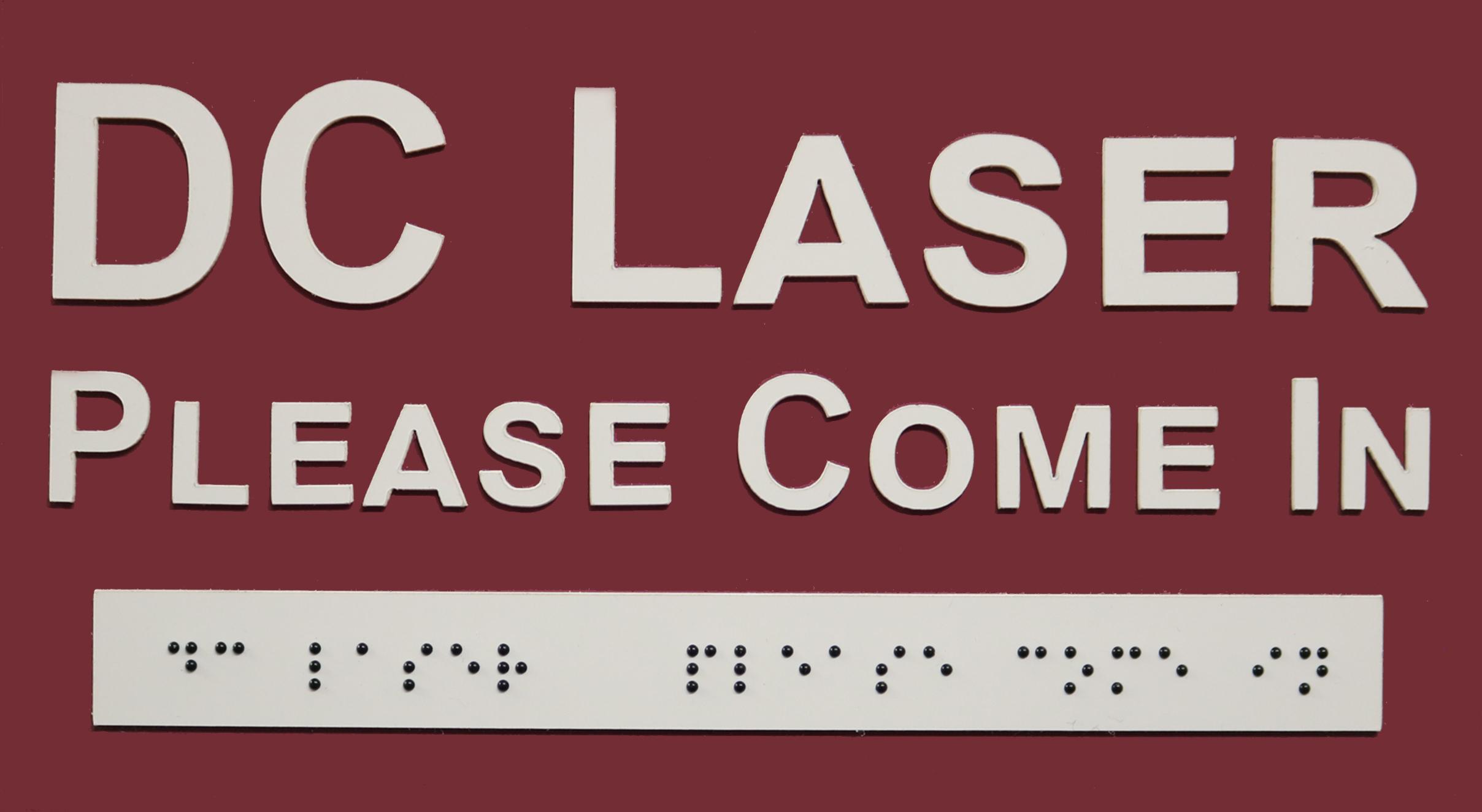 ADA DC Laser