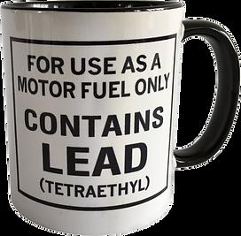 Leaded Coffee Mug