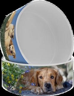 Ceramic Large Pet Bowl - Dog Bowl