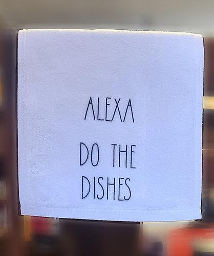 Alexa, Do The DIshes