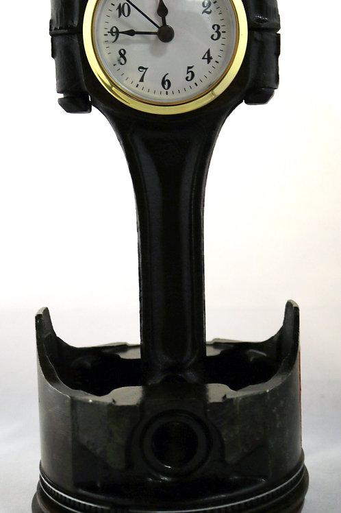 A Piston Clock.