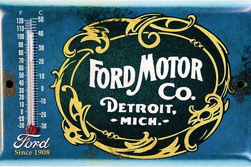 Ford Motor CompanyThermometer #SOLD#