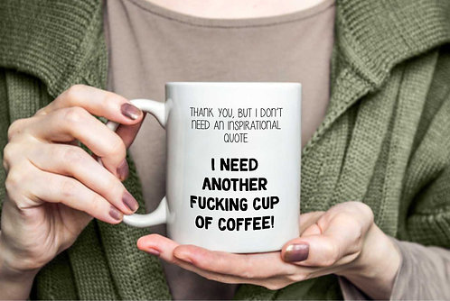 Another Fucking Cup